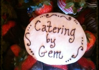 Catering by GEM