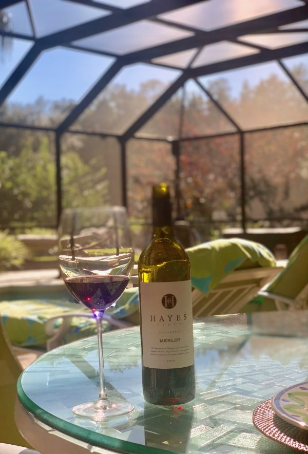 Hayes Wine