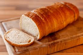 White Bread Loaf 1